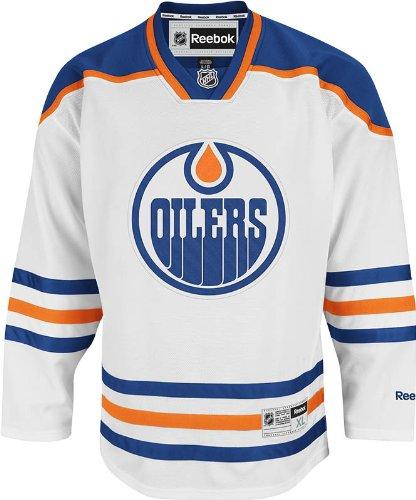new concept 02117 57e81 Amazon.com : NHL Edmonton Oilers Premier Jersey, XX-Large ...