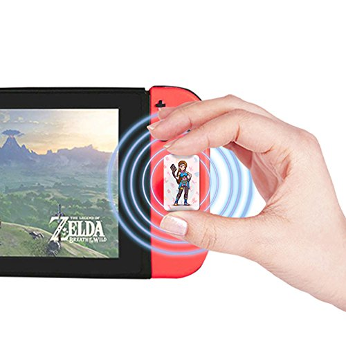 Cards for The Legend of Zelda : Breath of The Wild, 22PCS Mini Card for Switch/Wii U