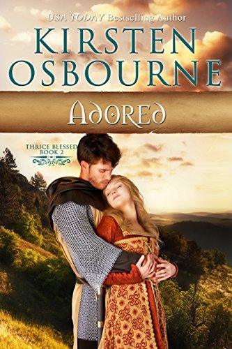 Kirsten Osbourne - Adored (Thrice Blessed Book 2)