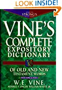 #1: Vine's Complete Expository Dictionary of Old and New Testament Words: With Topical Index (Word Study)