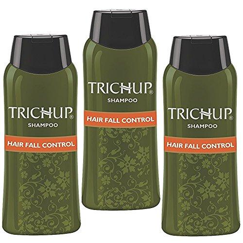 Trichup Hair Fall Control Herbal Hair Shampoo (200 ml x 3) (Pack of 3) (Best Shampoo For Hair Fall Control)