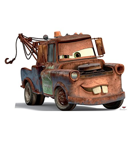 Truck Cut Out (Mater - Disney Pixar's Cars - Advanced Graphics Life Size Cardboard Standup)