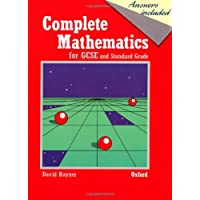 Complete Mathematics for GCSE and Standard Grade