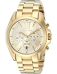 Women's Bradshaw Gold-Tone Watch MK6266