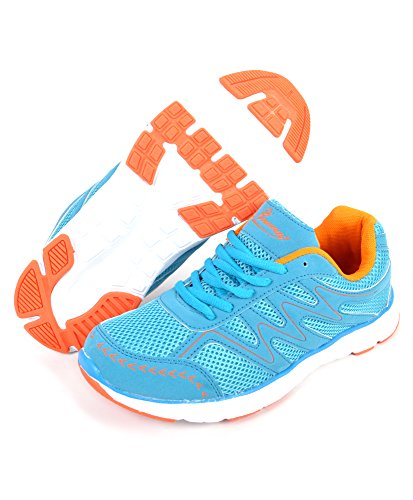 Ladies Mile Walker Ancora Shoe (8.5, Turquoise) (Walker Wave)