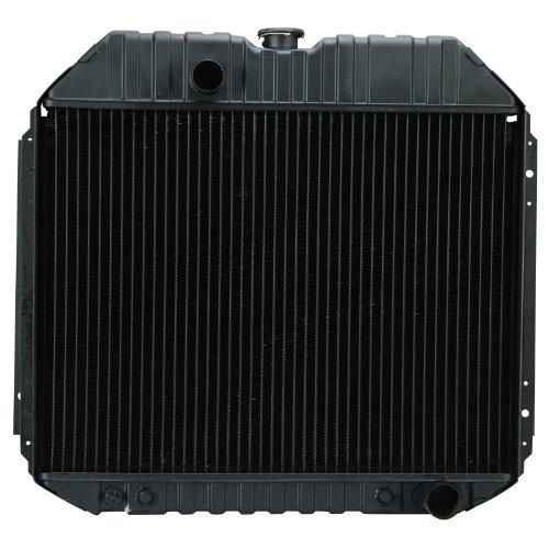[Spectra Premium CU394 Complete Radiator] (1966 Radiator)