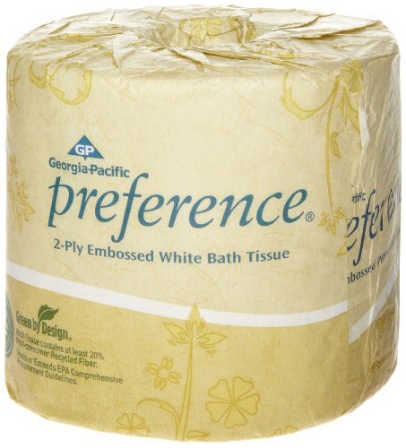 Toilet Paper Georgia Pacific Preference 18280 01 2 Ply