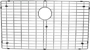"""Starstar Kitchen Sink Bottom Grid, Stainless Steel, 30"""" x 17"""""""