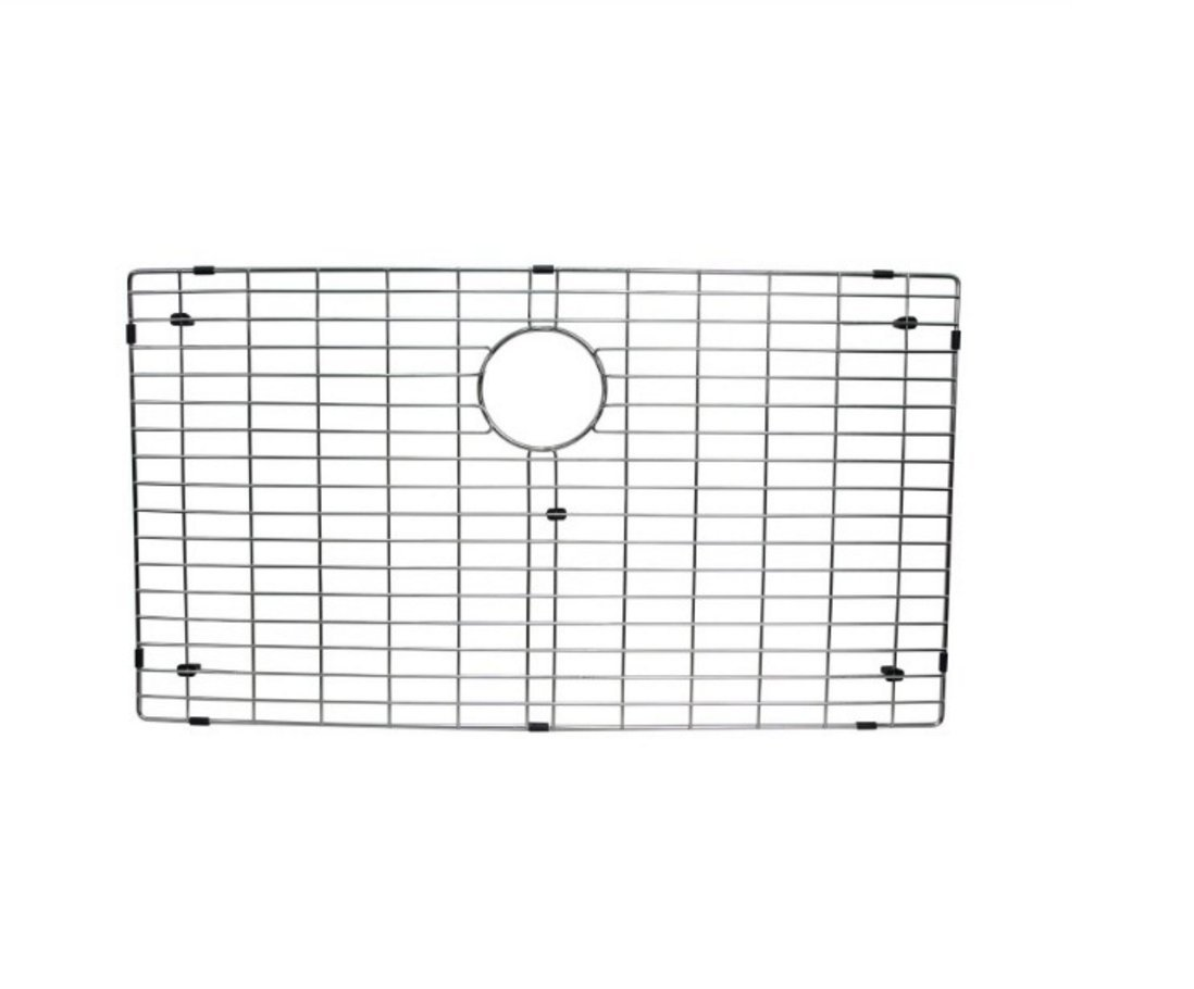 Starstar Kitchen Sink Bottom Grid, Stainless Steel, 29 '' x 16 ''