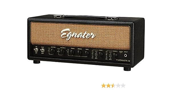 Egnater Tweaker 40 Head · Cabezal guitarra: Amazon.es ...