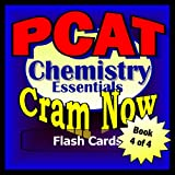PCAT Prep Test INORGANIC CHEMISTRY REIVEW Flash Cards-CRAM NOW!-PCAT Exam Review Book & Study Guide (PCAT Cram Now! 4)