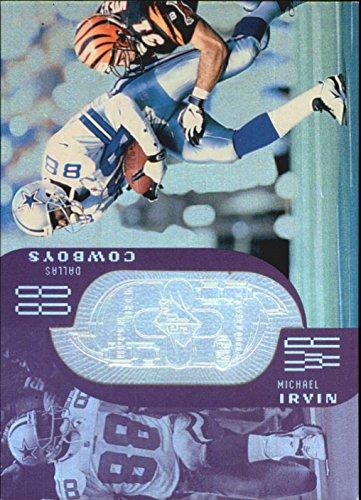 1998 SPx Finite Spectrum #213 Michael Irvin /325 - - Irvin Spectrum