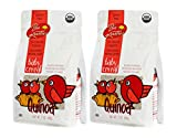 Gluten Free Organic Quinoa Baby Cereal Made with Sprouted Whole Grain Quinoa 7 Oz. (198 g) - 2 Pack