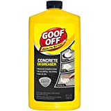 Goof Off Fg820 Concrete Degreaser, 32 Oz