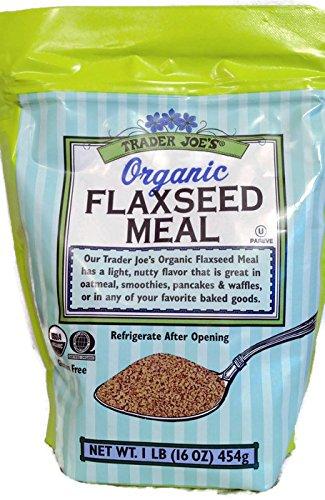 Trader Joes Organic Gluten Flaxseed