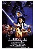 Return of the Jedi Original Movie Score Star Wars Movie 64x90cm Poster