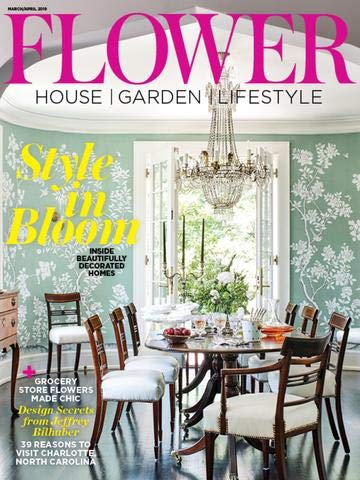 - Flower Magazine March April 2019 Style in Bloom
