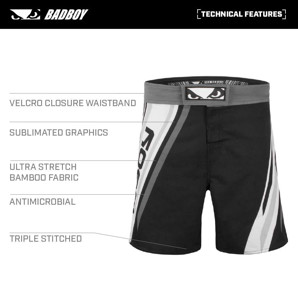 Bad Boy Mens Pro Series Advanced Shorts