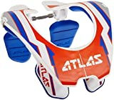 Atlas Brace Technologies Tyke Gamer Neck Brace (Orange, Small)