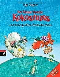 Der kleine Drache Kokosnuss und seine größten Entdeckerreisen: Sammelband - 2 Bände