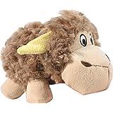KONG Barnyard Cruncheez Sheep Dog Toy, Large