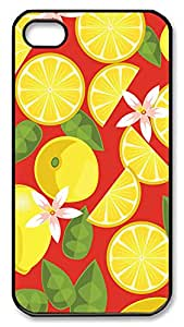 iPhone 4 4s Cases & Covers - Delicious Design Custom PC Soft Case Cover Protector for iPhone 4 4s - Black