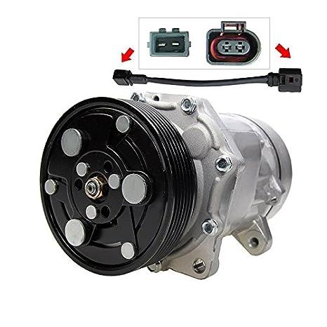 1x Compresor de aire acondicionado A3 8L1; TT 8N3 + ROADSTER 8N9; WGR;