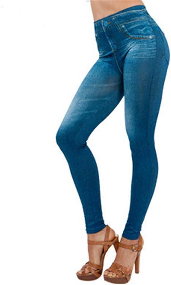"legging imitation jean"""