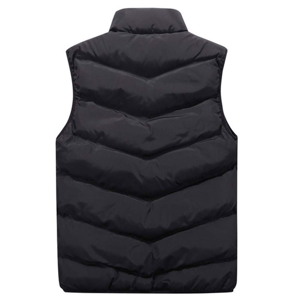 Herren Damen Pullover M/änner Hoodie Stehkragen Pure Color Weste Jacke Parka Sweatshirt Freizeit Sweatjacke Sweater Mantel Kapuzenpulli Hooded Walking S-5XL ODRD