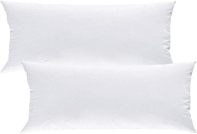 6x Füllkissen Federkissen Dekokissen Kissen Sofakissen 40x40cm waschbar +