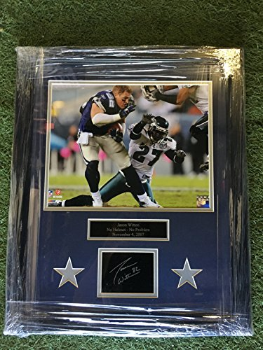 Custom Framed Jason Witten Dallas Cowboys