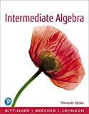 img - for Intermediate Algebra (13th Edition) book / textbook / text book