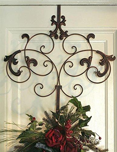 - Spencerian Wreath Hanger