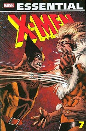 Marvel Essential X-Men Volume 7 TPB new unread