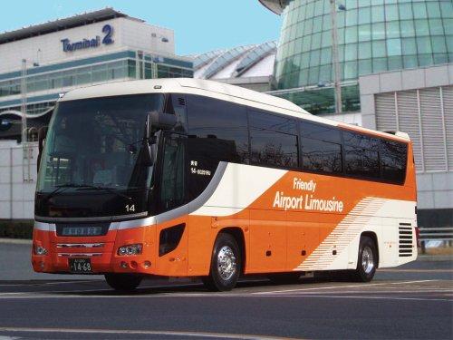 フジミ模型 1/32 BUS-6 東京エアポートリムジン日野セレガ 塗装済みの商品画像