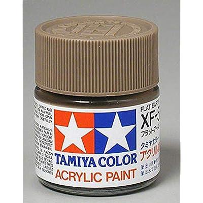Tamiya America, Inc Acrylic XF52, Flat Earth, TAM81352: Toys & Games
