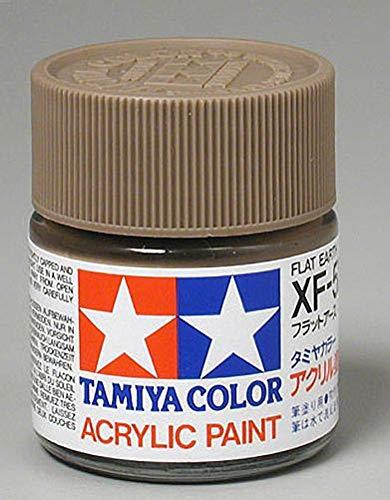 Tamiya America, Inc Acrylic XF52, Flat Earth, TAM81352
