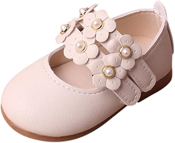Janly® Baby Shoes, Girl Floral Sandals