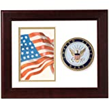 Allied Frame United States Navy Vertical Picture Frame