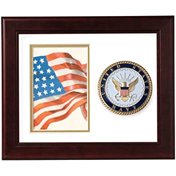 Amazon Allied Frame United States Navy Vertical Picture Frame