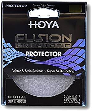Hoya 67 Mm Fusion Antistatic Protector Filter Camera Photo