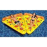 Pizza Slice Pool Float (Set of 2)