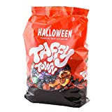 Taffy Town Assorted Gourmet Salt Water Taffy, 2 Pound Bag (Assorted) (Halloween)