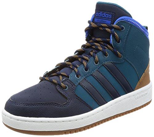 Homme Fitness Multicolore Maruni Adidas De Wtr Chaussures Hoops Bleu Azul Cf petnoc Mid 8P00qYU6