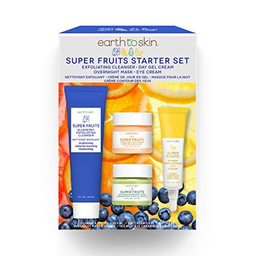 Earth to Skin Super Fruits Brightening Starter