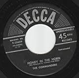 45vinylrecord Honey In The Horn/Swanee River Boogie (7''/45 rpm)