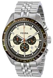 Fossil Men's CH2913 Edition Sport Analog Display Analog Quartz Silver Watch