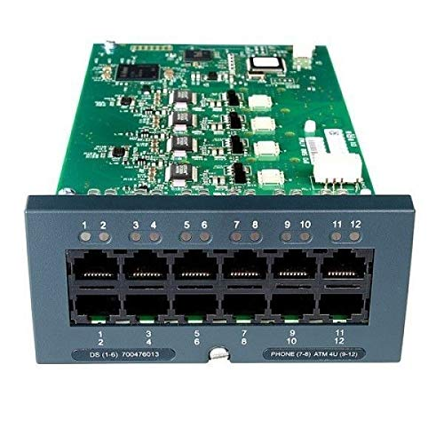 (IPO IP500 EXTN Card DGTL STA 8 New (700417330))