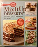 Betty Crocker Mix It up! Desserts, STeve Parker, 1609617835
