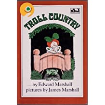 Troll Country (Dial Easy-To-Read) by Edward Marshall (1980-04-01)